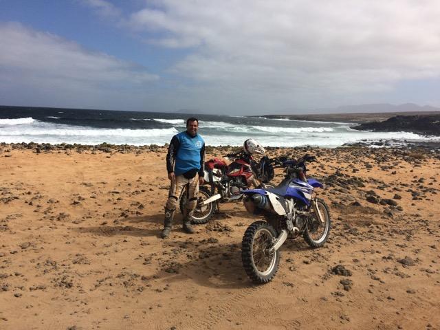 Enduro tours Lanzarote