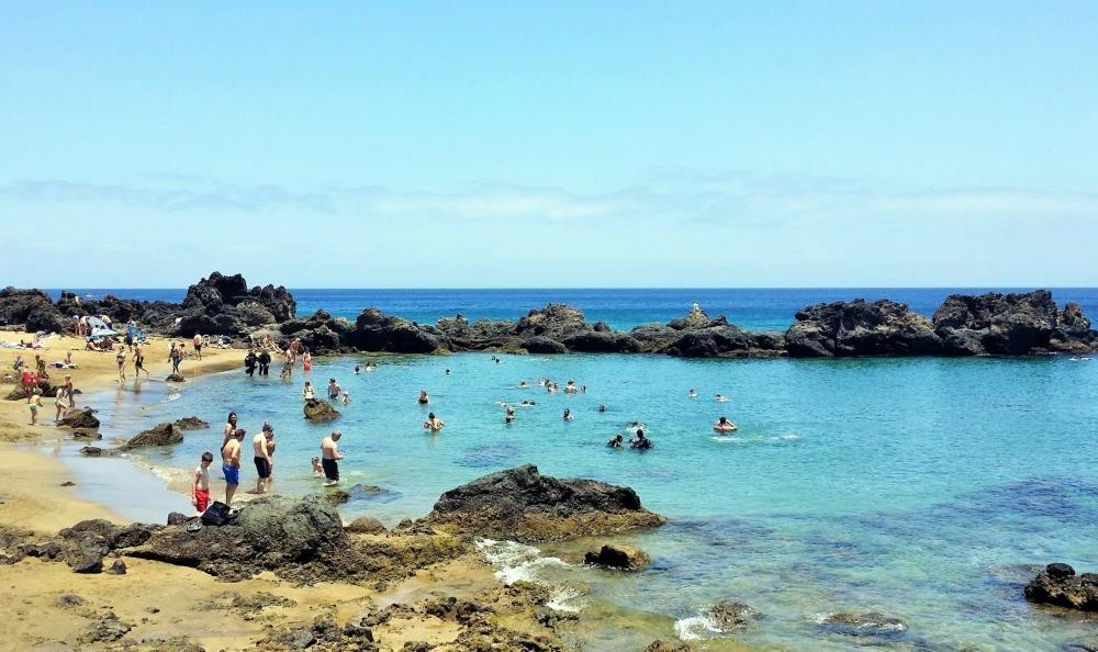 Lanzarote Tourist Guide Playa Chica Puerto Del Carmen