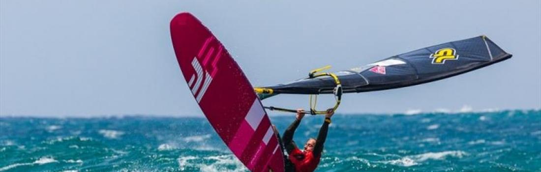 Windsurf Freestyle pro Lanzarote