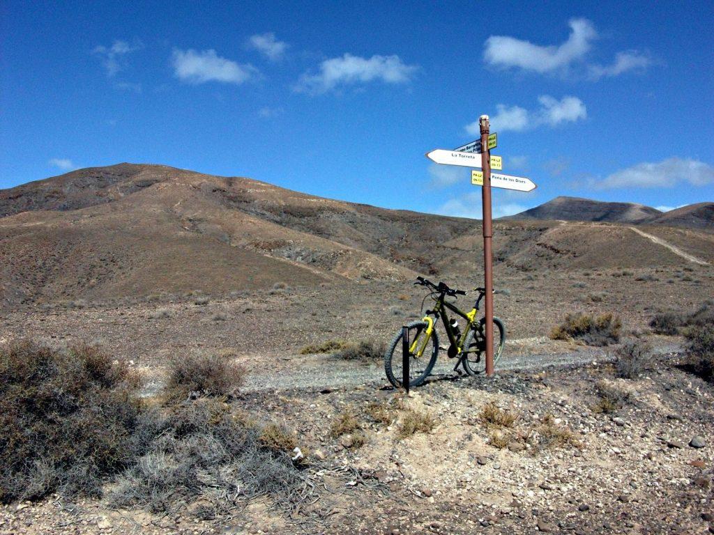 mountain biking Los Ajaches Lanzarote
